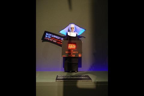 Staying the singularity by Stefan Tribelnig